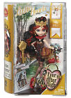 2014 EVER AFTER HIGH LIZZIE HEARTS DAUGHTER OF THE QUEEN OF HEARTS - IN STOCK!!