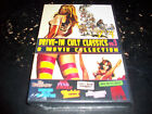DRIVE IN CULT CLASSICS 8 MOVIE COLLECTION VOL. 3!! BRAND NEW & FACTORY SEALED!!!