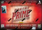 2013 14 PANINI PRIME SEALED HOBBY HOCKEY BOX