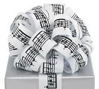 MUSIC NOTE WIRED RIBBON #9 1.5