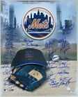 New York Mets Greats Signed Authentic Autographed 16x20 Photo (39 Sigs) PSA DNA