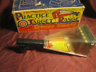 Marx Toys Automatic Target Practice Range With Ammo and Box - Vintage