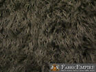 Faux Fur Long Pile Curly Fabric Alpaca 60 Wide Sold By The Yard