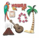 EK Success Jolees Boutique HAWAII 3 D Stickers Scrapbooking Paper Crafts