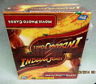 INDIANA JONES, The CRYSTAL SKULL, Factory Sealed Trading Card BOX