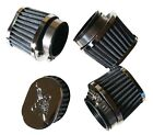 Four 42MM Oval POD AIR FILTERS FILTER KAWASAKI Z1 KZ900 KZ1000 GPZ1100 KZ 900