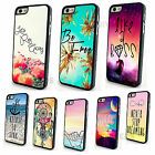 New Hot Beauty Colorful Scenery Hard Back Case Cover Skin For iPhone4 4S 5 5S 5C
