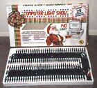Computer Christmas Light Show Set of 140 Multi Colored Lights New in Box 1990's