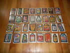 1973-75 Topps Wacky Packages Complete Wonder Bread Series 2 & 3 Set 48 48 NM-