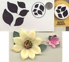 Large DAHLIA PETALS Paper Punch by Punch Bunch Scrapbooking Quilling Cardmaking