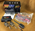 NEW Crimestopper RS4-G5 1-Way Remote Start and Keyless Entry System w/ Trunk Pop