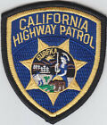 California Highway Patrol CHP mini/miniature hat patch