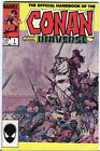 Marvel The Official Handbook of the CONAN Universe #1 NEAR MINT Copper Age
