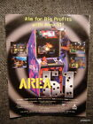 coin-op Amusements 1995 REPLAY MAGAZINE:Marvel;Apollo13;Pinball Magic;Area 51