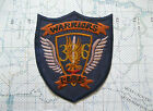 P808 _ Patch_ 336th Assault Helicopter Company WARRIORS T-BIRDS _ 336th Aviation