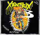 Xentrix Ghost Busters Ghostbusters RARE CD Single 1990 RO 2435.2