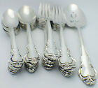 Holmes & Edwards IS Deep Silver 1957 SILVER FASHION 26 Pieces Forks and Spoons