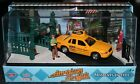 American Graffiti Times Square Diorama & Ford NYC Taxi 1:64 Scale New York City