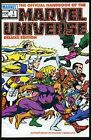 OFFICIAL HANDBOOK OF THE MARVEL UNIVERSE DELUXE EDITION #1-20 VF COMPLETE SET