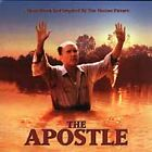 THE APOSTLE Soundtrack CD Johnny Cash, Lyle Lovett, Patty Loveless RARE OOP