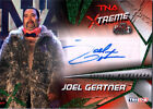 TNA Joel Gertner 2010 Xtreme GREEN Authentic Autograph Card SN 23 of 25