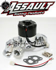 High Performance Aluminum Electric Water Pump Big Block Chevy 396 427 454 Chrome