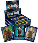 2014 TOPPS DOCTOR WHO TRADING CARDS HOBBY SEALED 8 BOX CASE