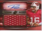 Russell Wilson 2012 SPx RC Auto Jersey #'d 94 399 - Now With Jimmy Graham!