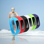 OLED Bluetooth 4.0 Sport Tracker Monitor Smart Watch Bracelet for Smartphone