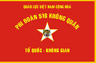 Flag of South Vietnam Vietnamese Air Force 516th Fighter Squadron Ensign 3X5ft