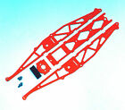 XTREME RACING G10 ORANGE FIBERGLASS 1/24 SLOT CAR DRAG CHASSIS XTR20022 BRACKET