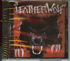 Leatherwolf self titled 1984 s/t reissue CD new (Tropical)