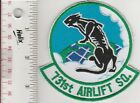 US Air Force Patch 731 Airlift Squadron