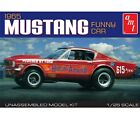 1965 FORD MUSTANG FUNNY CAR 1/25 scale skill 2 AMT plastic model kit#888