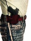 NEW Brown Leather Gun Holster For Ruger P 94P 95SR9