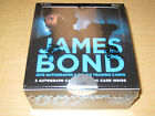 James Bond autograph and relics 2013 Trading Card Box