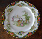 SONS DINNER PLATE ORIENTAL THEME OLD BROWN MARK SCARCE AS IS