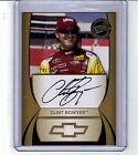 CLINT BOWYER AUTO 2011 ECLIPSE GOLD # 25