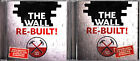 PINK FLOYD- The Wall Re-Built CD (2010) Best of Covers/Woodpigeon/Alessi's Ark