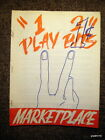 rare MARKETPLACE Magazine 1979 Chicago~Dracula/Supersonic pinball;Space Invaders