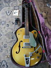 1959 Gretsch Double Anniversary electric guitar TWO-TONE SMOKE GREEN model 6118