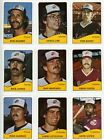 1979 Portland Beavers VANCE LAW son of Vern Pirates