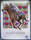 ILL HAVE ANOTHER 2012 KENTUCKY DERBY POSTER MARIO GUTIERREZ CHURCHILL DOWNS