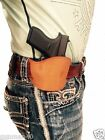 Pro Tech Tan Leather Holster For Taurus PT 709 SlimPT 740Slim