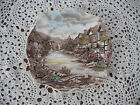 Johnson Bros Olde English Countrys Square  Plate 8