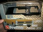 AMT 1965 PONTIAC GTO Pro Shop 1/25 FS MODEL CAR MOUNTAIN BLACK