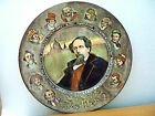 Royal Doulton Collector Plate   CHARLES DICKENS PORTRAIT     D5900