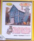 Bar Mills #0972 (HO Scale) The Stanley Stove Company (Wood Laser Building Kit)