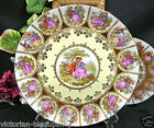FRAGONARD NC GERMANY Love Story PATTERN DINNER PLATE COURTING COUPLE SIGNED