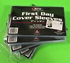500 FIRST DAY COVER POLY SLEEVES FOR 6 COVERS ARCHIVAL SAFE GREAT PRICE